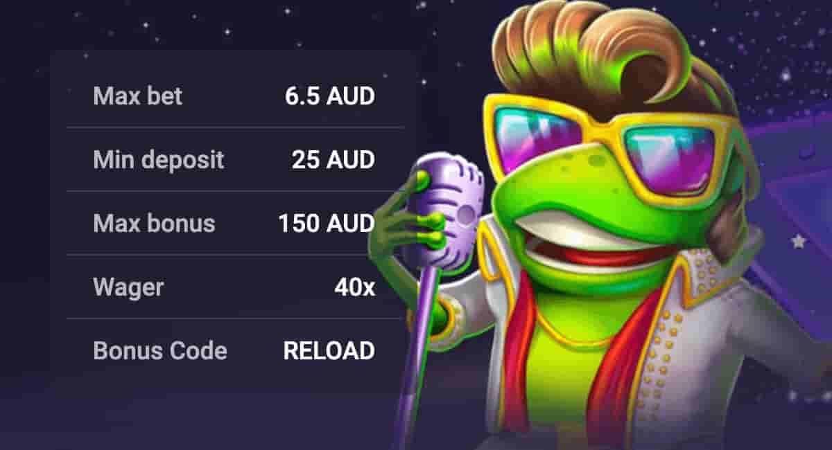 Reload Money Bonus